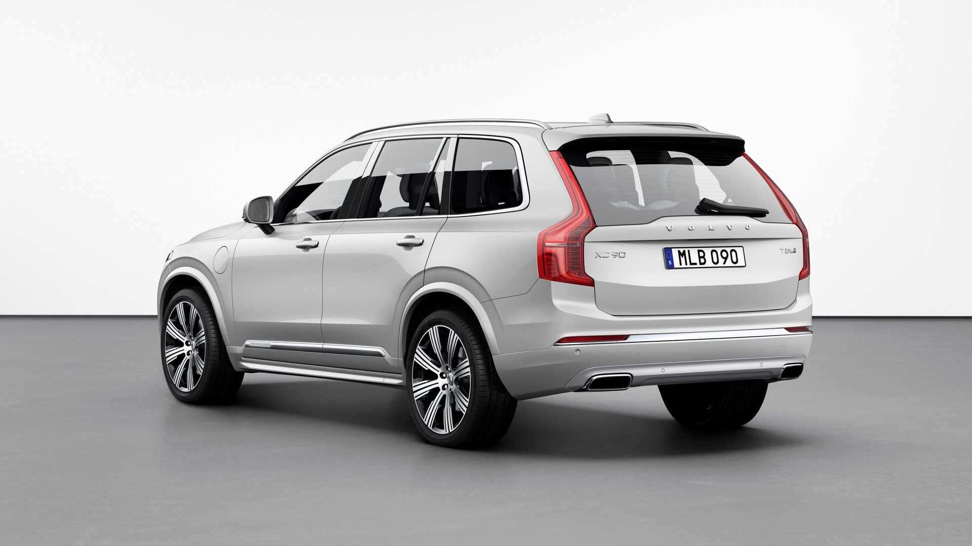99 All New Volvo Xc90 Model Year 2020 Performance and New Engine with Volvo Xc90 Model Year 2020
