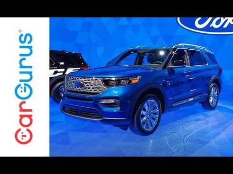99 Best Review 2020 Ford Explorer Youtube Engine by 2020 Ford Explorer Youtube