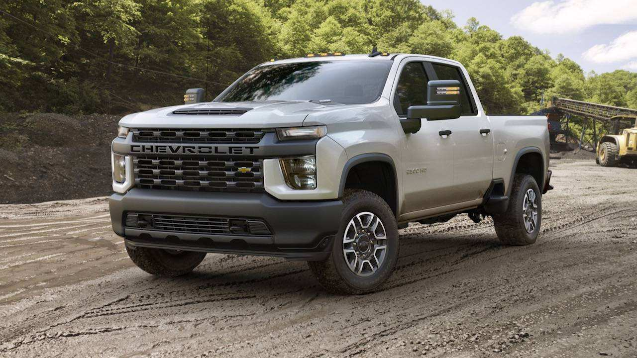 99 Best Review Chevrolet Truck 2020 Rumors by Chevrolet Truck 2020