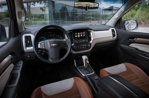 99 Concept of Chevrolet Trailblazer 2020 Interior Model by Chevrolet Trailblazer 2020 Interior