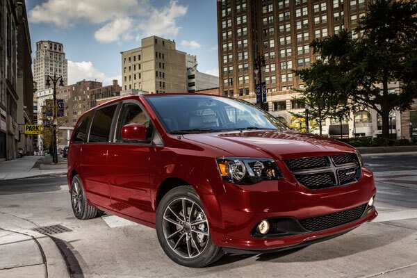 99 Concept of Dodge Grand Caravan 2020 Performance for Dodge Grand Caravan 2020