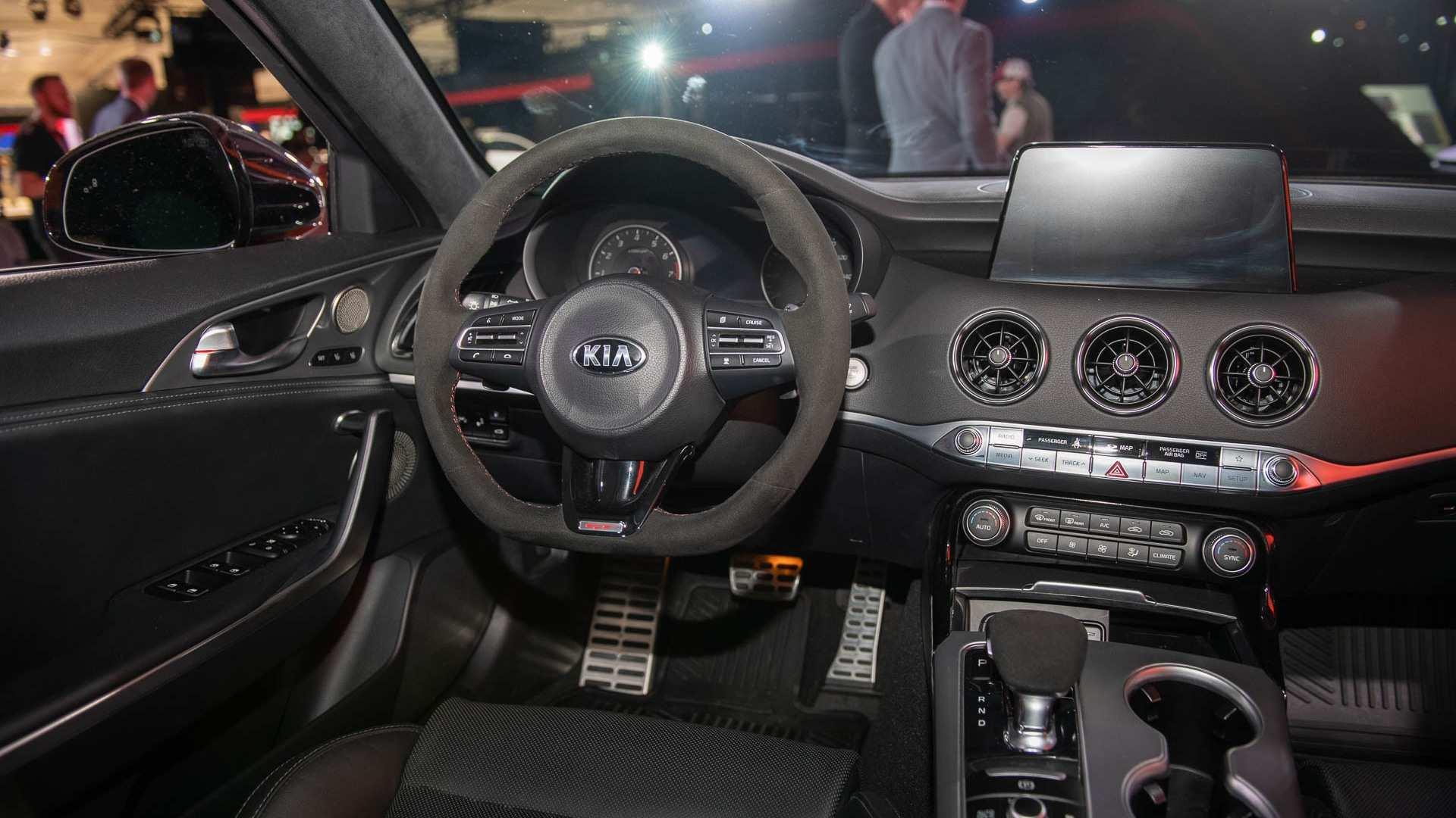 99 Concept of Kia Stinger 2020 Update Performance for Kia Stinger 2020 Update