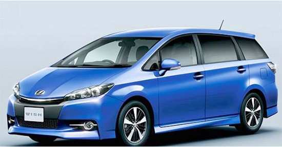 99 Gallery of 2020 New Toyota Wish Configurations for 2020 New Toyota Wish