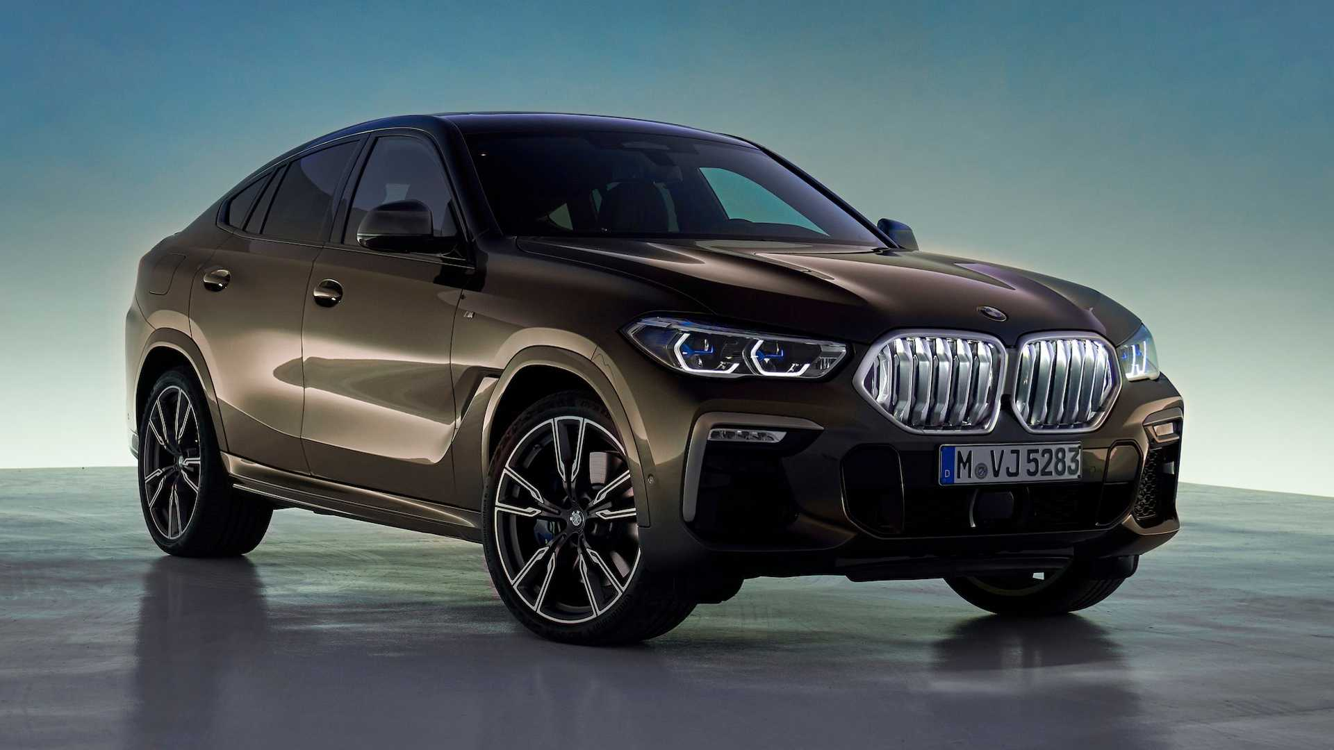 99 Gallery of Bmw X62020 Performance and New Engine with Bmw X62020