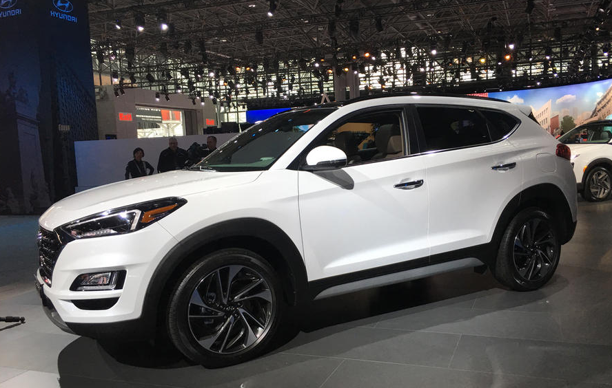 99 Gallery of Hyundai Tucson Redesign 2020 Spy Shoot with Hyundai Tucson Redesign 2020