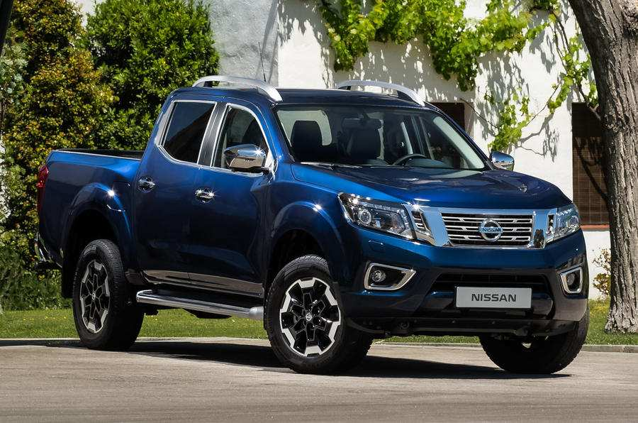 99 Great 2020 Nissan Navara Uk Specs and Review for 2020 Nissan Navara Uk