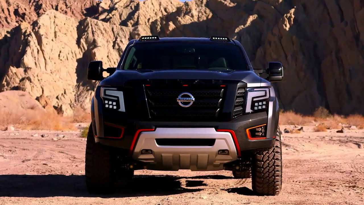 99 Great Nissan Titan Warrior 2020 Spy Shoot for Nissan Titan Warrior 2020