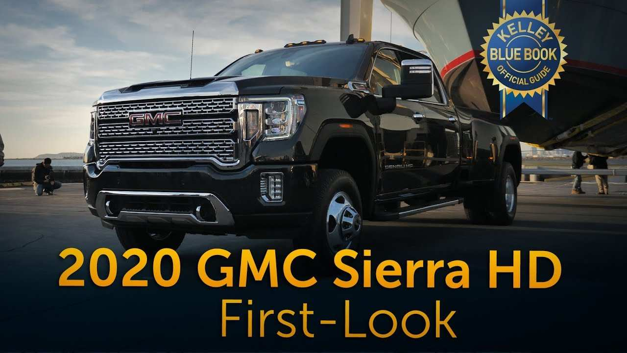 99 New 2020 Gmc 3500 Release Date Exterior for 2020 Gmc 3500 Release Date