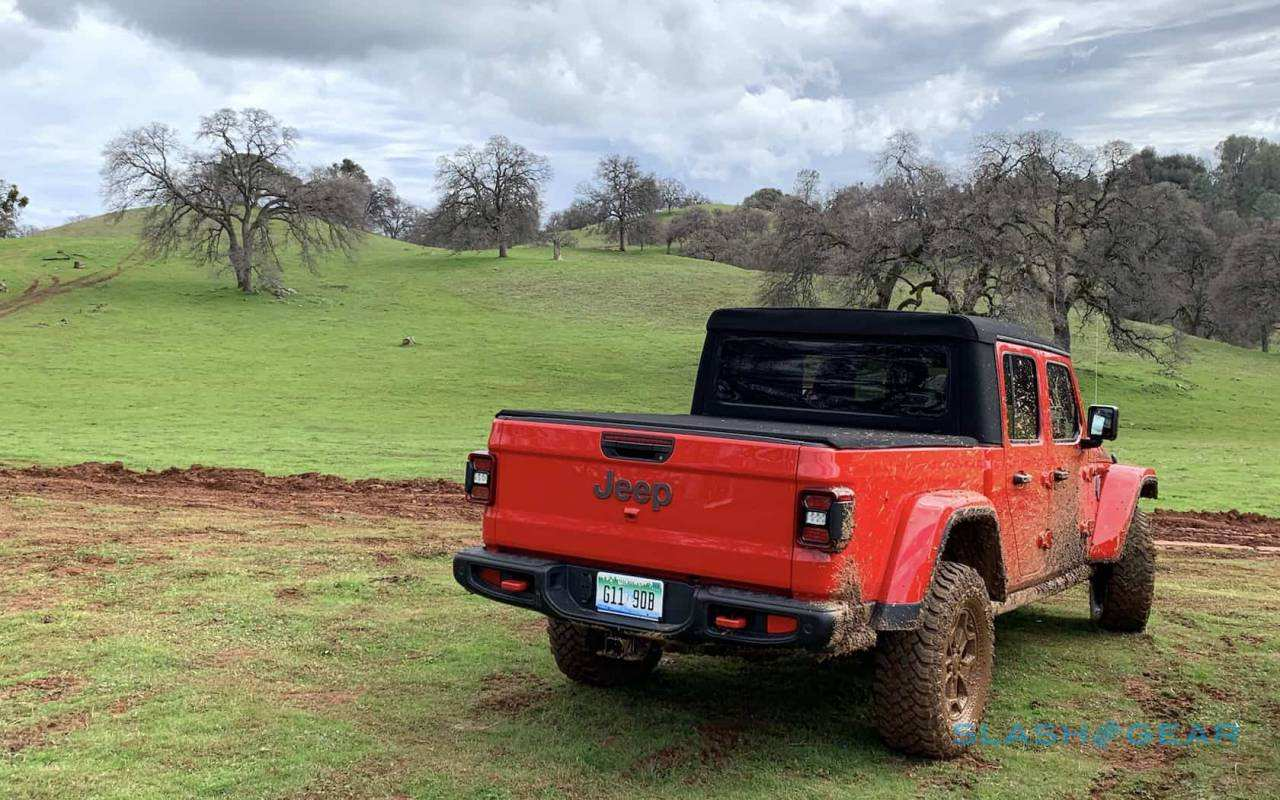 99 New 2020 Jeep Gladiator Fuel Economy Price and Review with 2020 Jeep Gladiator Fuel Economy