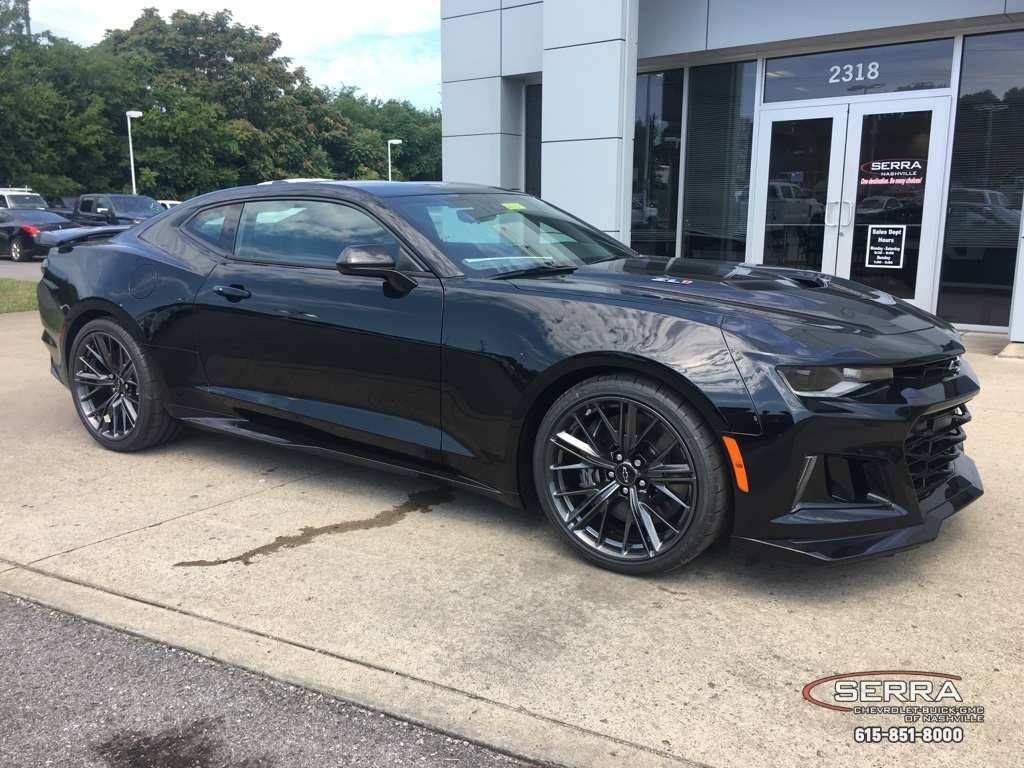 99 The 2020 Chevrolet Camaro Zl1 Review for 2020 Chevrolet Camaro Zl1