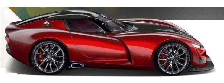 11 All New Dodge Viper Acr 2020 Release Date for Dodge Viper Acr 2020