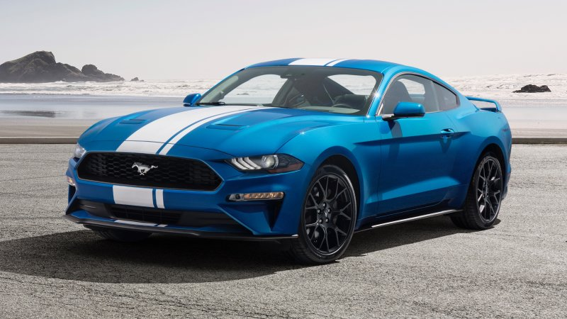 11 Gallery of Ford Mustang 2020 Images by Ford Mustang 2020