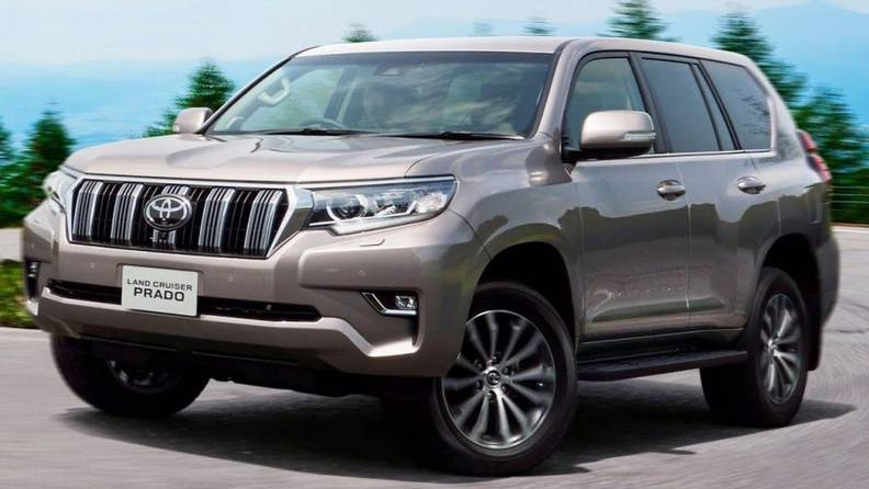 11 Gallery of Toyota Prado 2020 New Review by Toyota Prado 2020