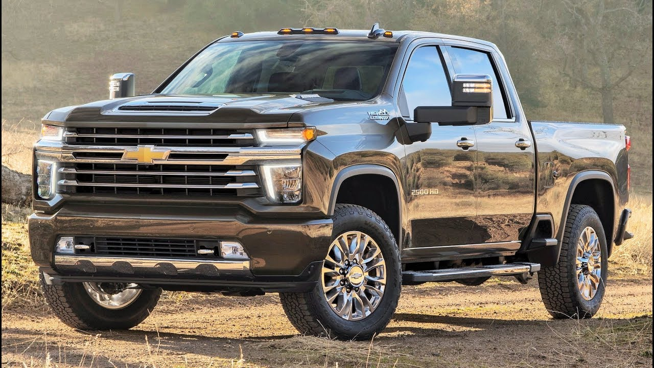 11 Great 2020 Chevrolet Silverado 2500Hd High Country Overview with 2020 Chevrolet Silverado 2500Hd High Country