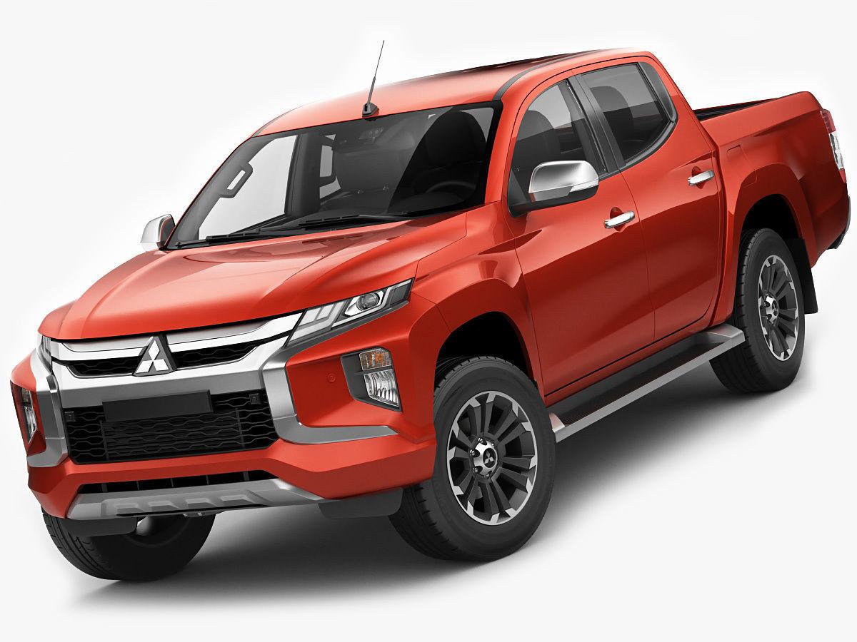 11 The Mitsubishi Triton 2020 Exterior for Mitsubishi Triton 2020