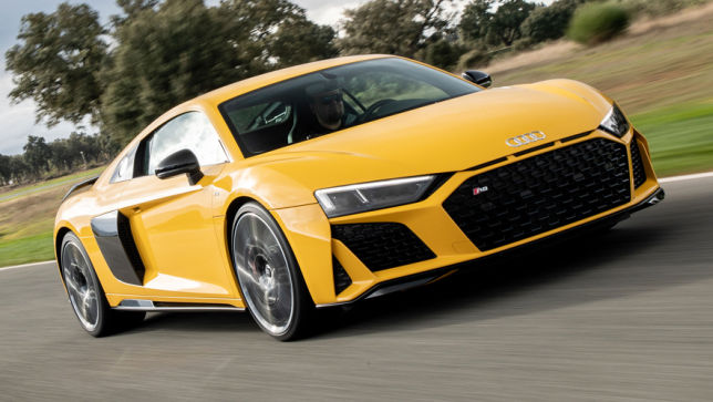 12 All New 2019 Audi R8 Picture for 2019 Audi R8