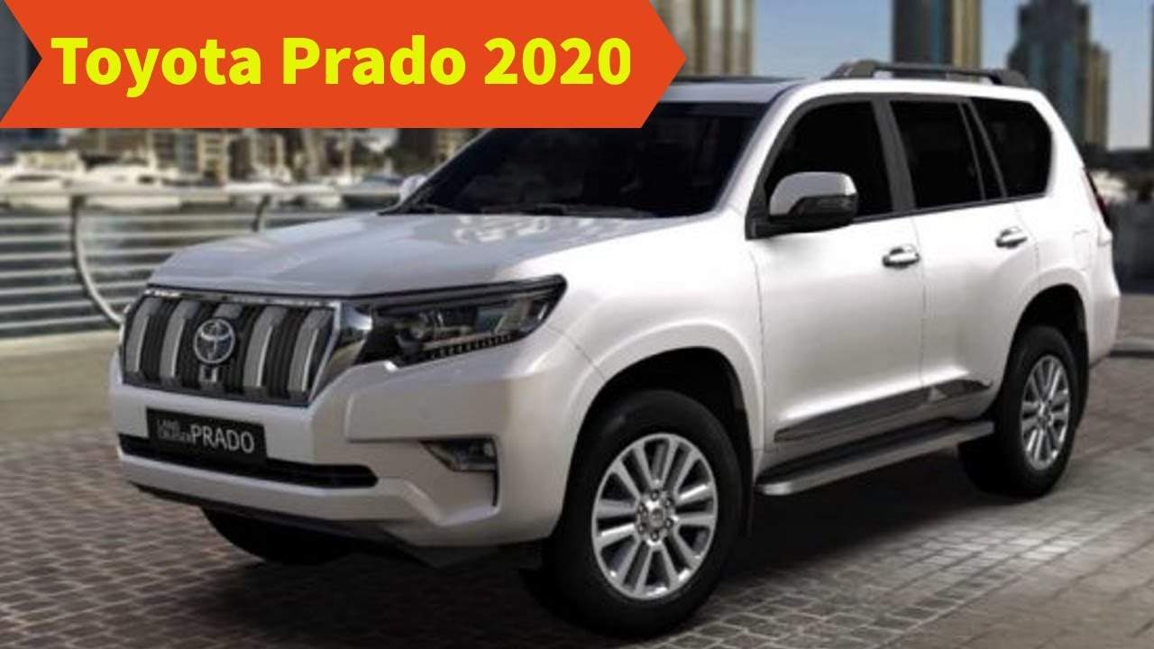 12 All New Toyota Prado 2020 Model Redesign with Toyota Prado 2020 Model