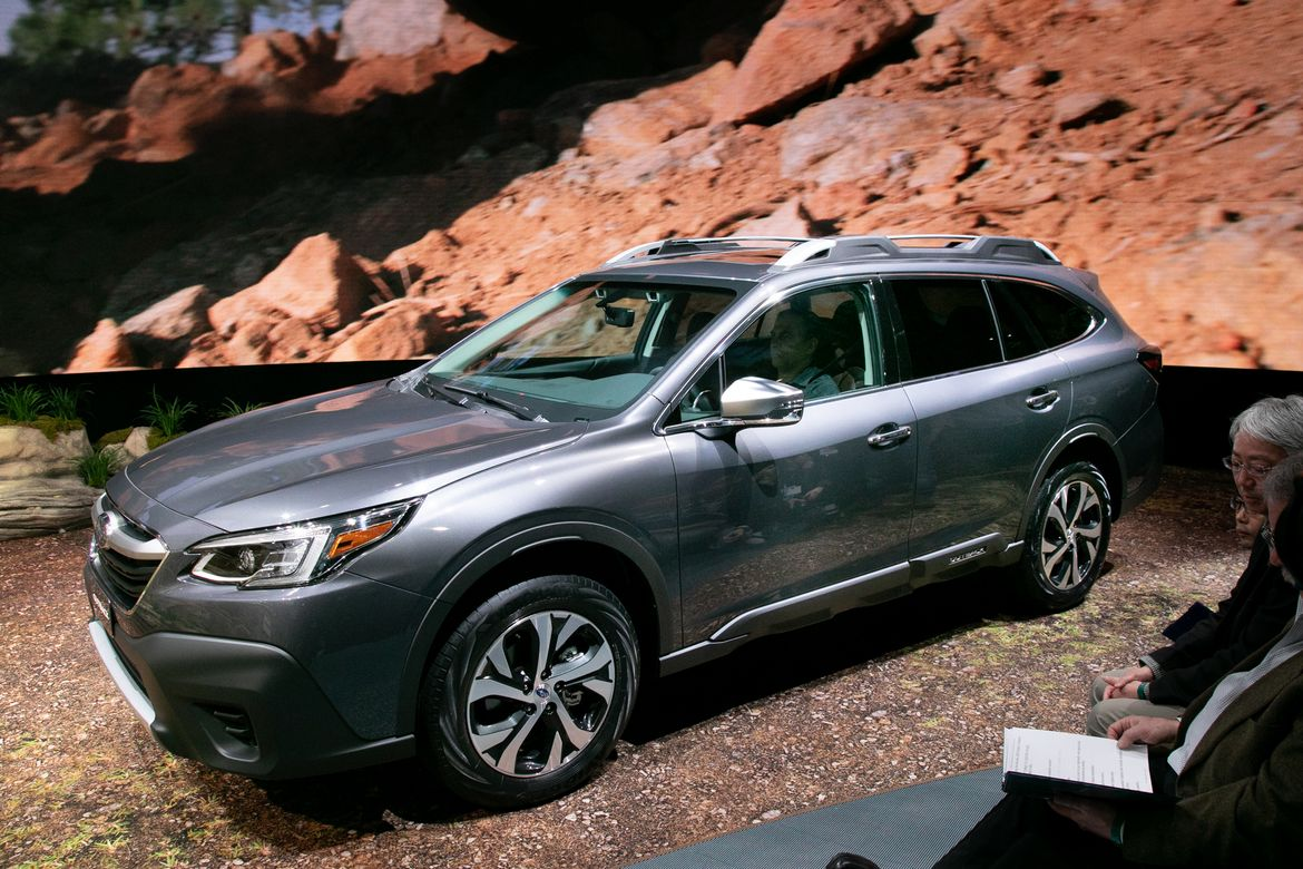 12 Concept of 2020 Subaru Outback Ground Clearance Model with 2020 Subaru Outback Ground Clearance
