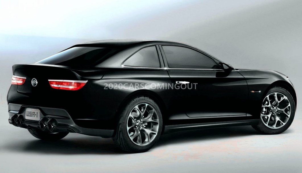 12 Concept of New Buick Grand National 2020 Spy Shoot by New Buick Grand National 2020