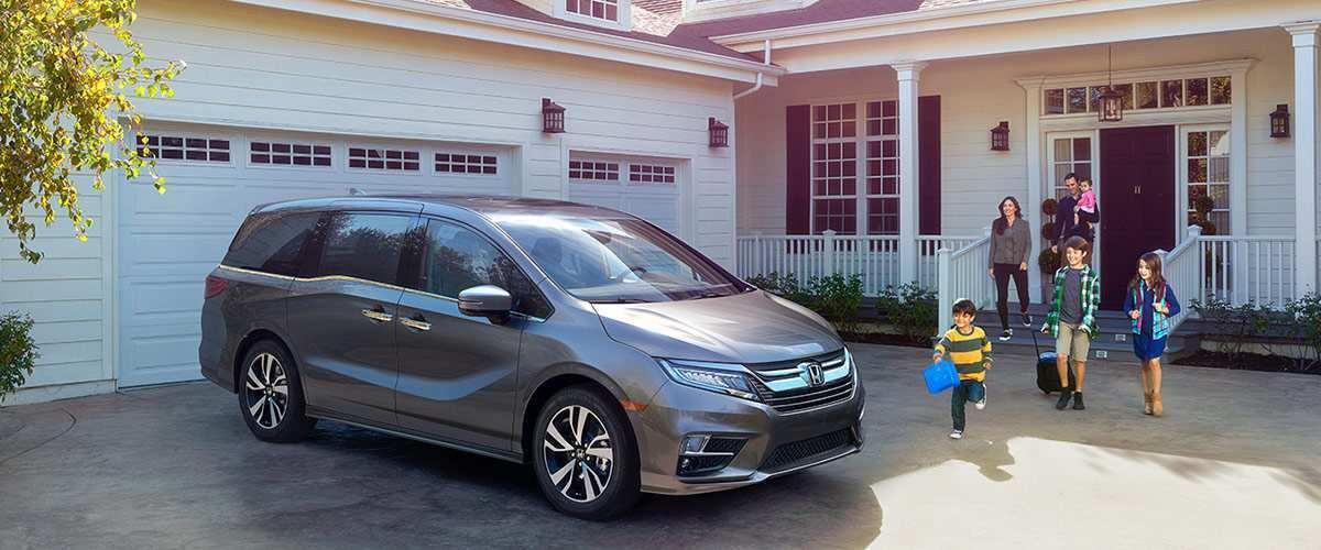 12 Concept of When Will 2020 Honda Odyssey Come Out Model with When Will 2020 Honda Odyssey Come Out