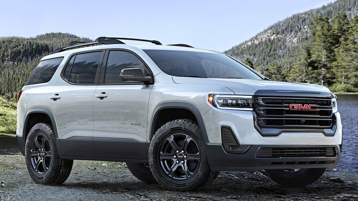 12 Gallery of 2020 Gmc Acadia Mpg Rumors with 2020 Gmc Acadia Mpg