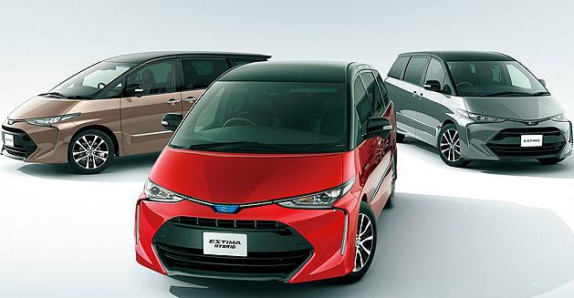 13 All New Toyota Estima 2020 Specs with Toyota Estima 2020