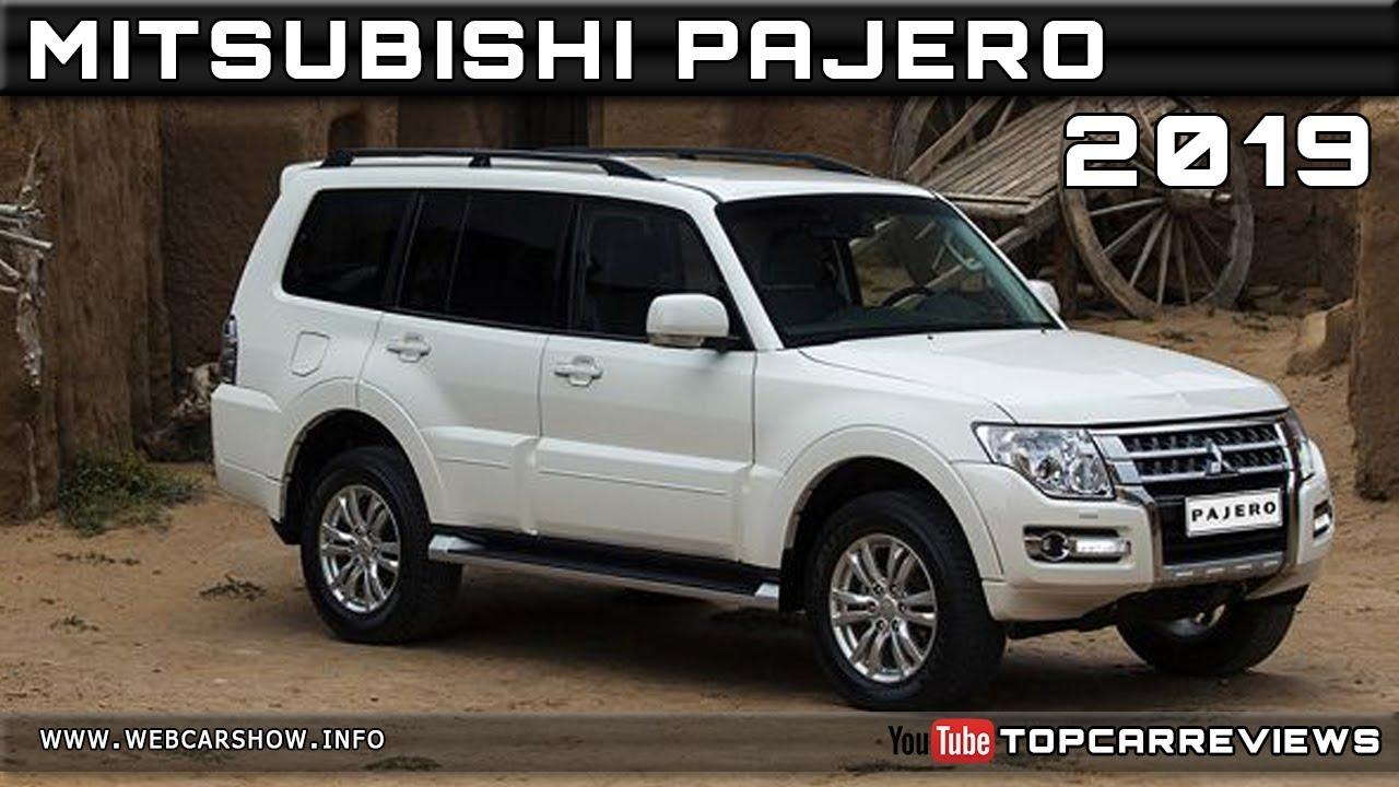 13 Gallery of 2019 Mitsubishi Pajero Photos with 2019 Mitsubishi Pajero