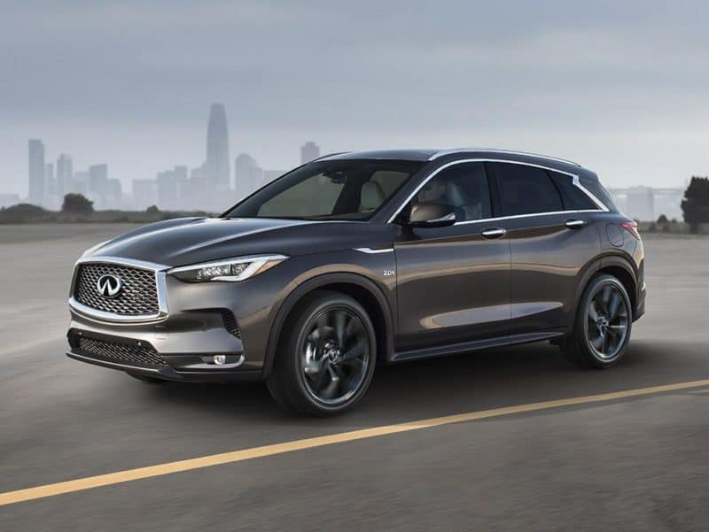 13 Gallery of New Infiniti Suv 2020 Photos for New Infiniti Suv 2020