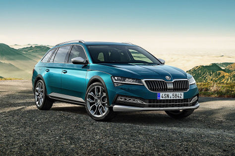14 Concept of 2019 New Skoda Superb Spesification by 2019 New Skoda Superb