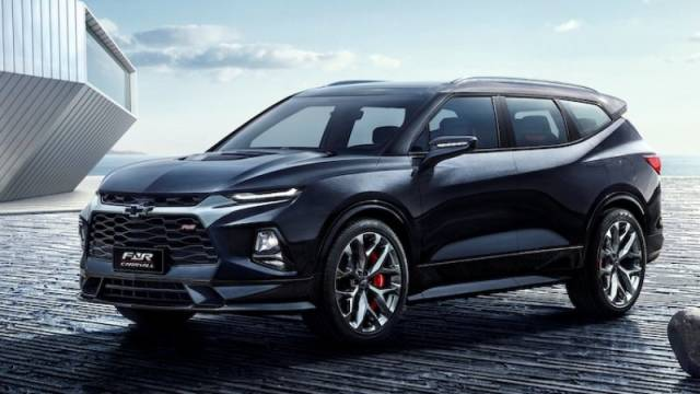 14 Concept of Chevrolet Blazer 2020 Reviews for Chevrolet Blazer 2020
