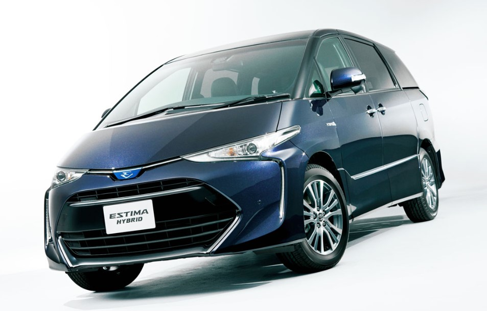 14 Concept of Toyota Estima 2020 Release Date with Toyota Estima 2020