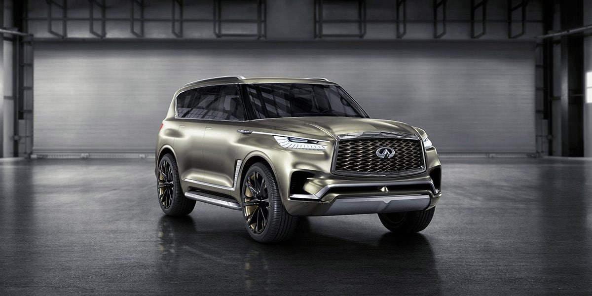 14 Great Infiniti Qx80 2020 Model Specs and Review by Infiniti Qx80 2020 Model