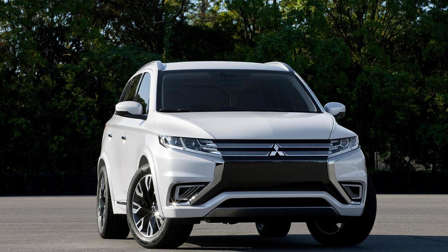 14 The 2020 Mitsubishi Outlander Phev Usa Redesign and Concept with 2020 Mitsubishi Outlander Phev Usa