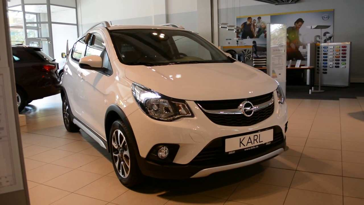 15 Gallery of Nouvelle Opel Karl 2020 Redesign with Nouvelle Opel Karl 2020