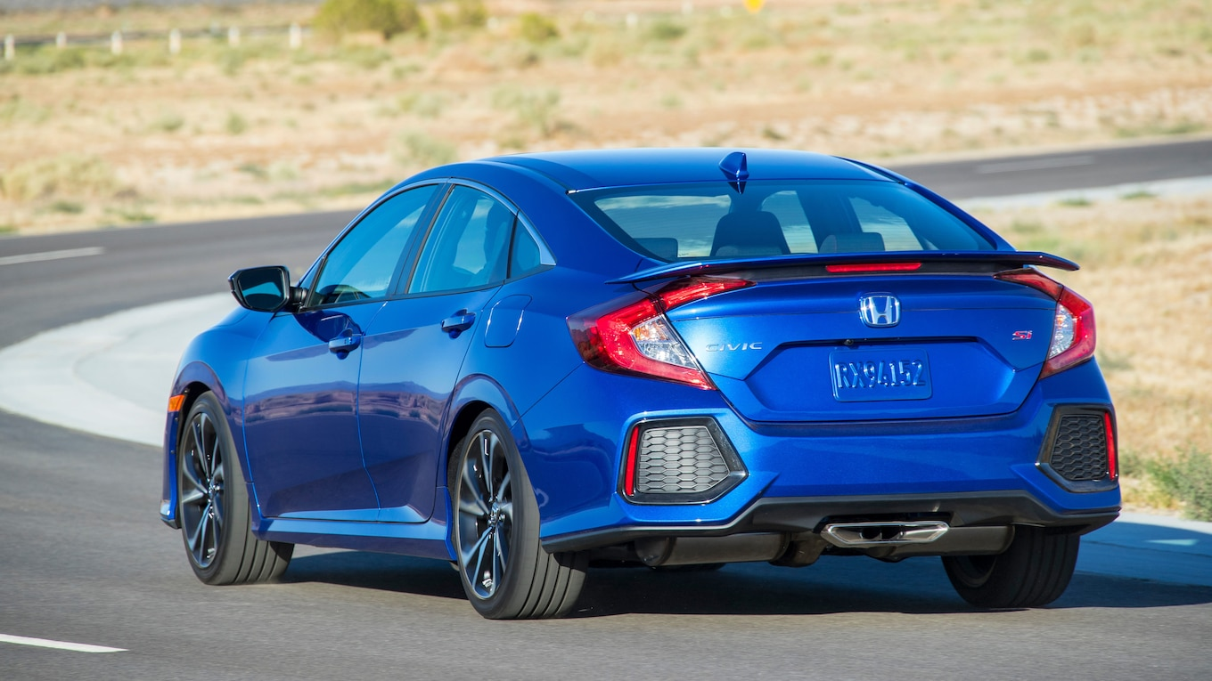 15 New 2019 Honda Civic Si Sedan Price with 2019 Honda Civic Si Sedan