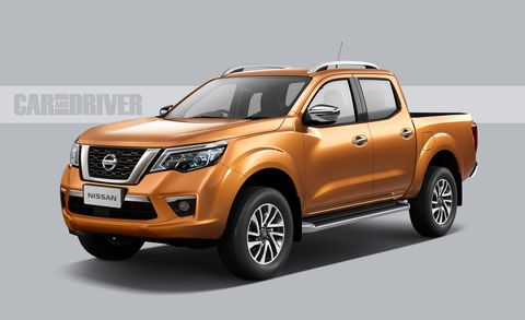 16 All New Nissan Pickup 2020 Specs and Review by Nissan Pickup 2020