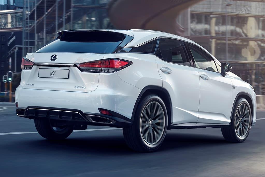 16 Concept of Lexus Suv 2020 Spy Shoot for Lexus Suv 2020
