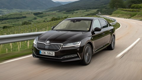 16 Gallery of 2019 New Skoda Superb Specs and Review by 2019 New Skoda Superb