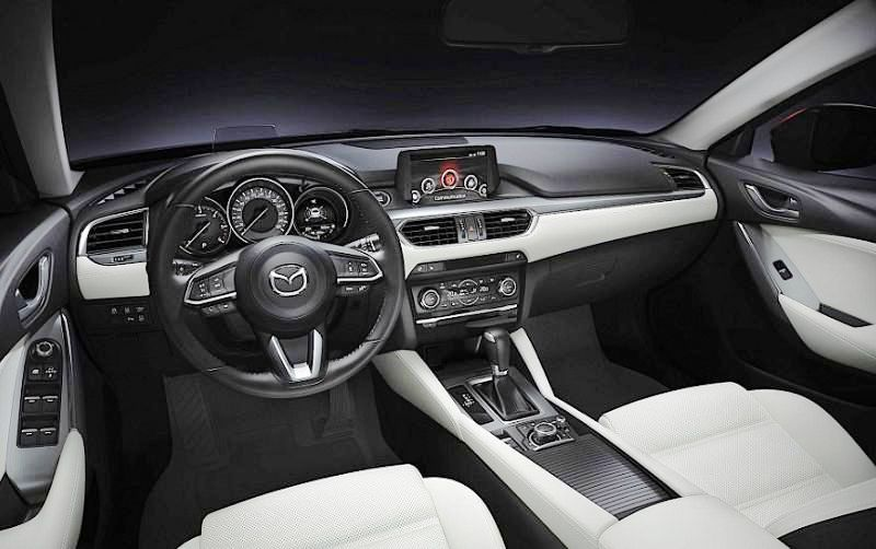 16 New Mazda 6 2020 Interior Review for Mazda 6 2020 Interior