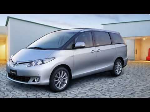 17 All New Toyota Estima 2020 Research New with Toyota Estima 2020