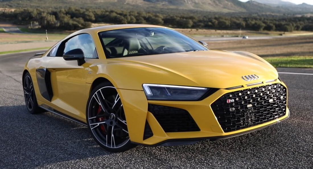 17 Concept of 2019 Audi R8 Rumors with 2019 Audi R8