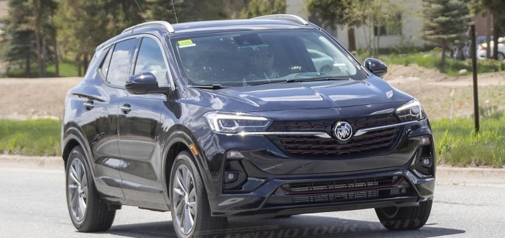 17 Gallery of New Buick Encore 2020 Performance with New Buick Encore 2020
