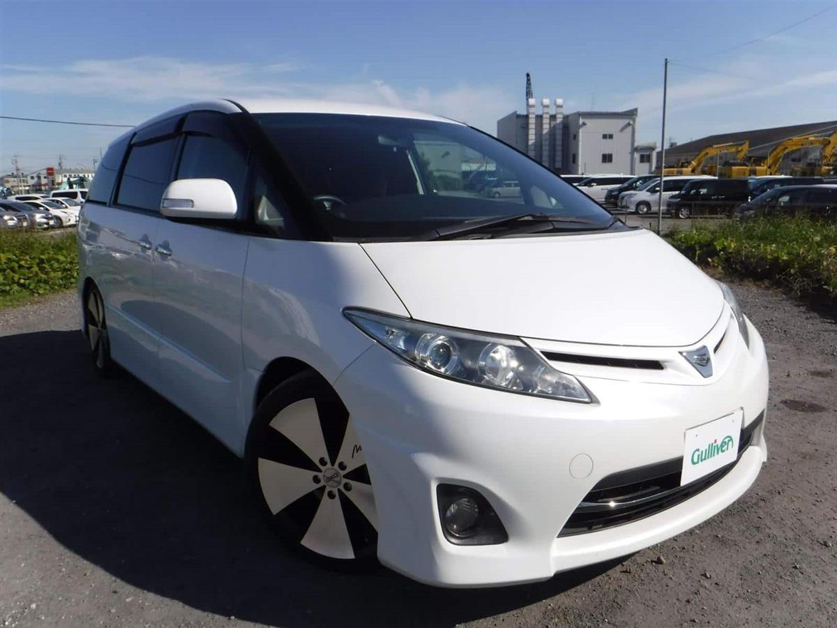 17 Great Toyota Estima 2020 Redesign with Toyota Estima 2020