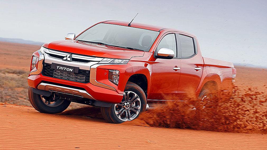 17 New Mitsubishi Triton 2020 Performance and New Engine with Mitsubishi Triton 2020