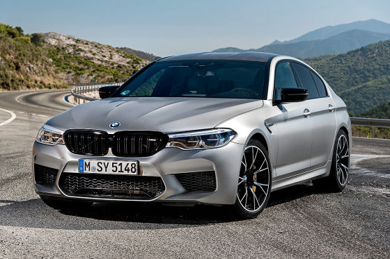 17 The 2019 Bmw M5 Exterior and Interior for 2019 Bmw M5