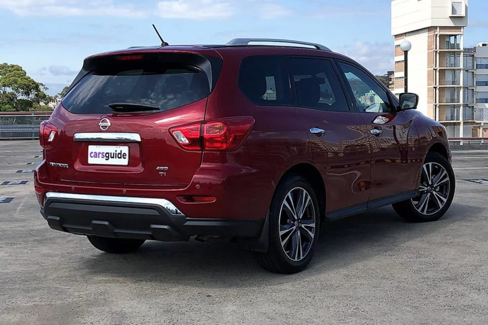 18 Concept of 2019 Nissan Pathfinder Hybrid Research New with 2019 Nissan Pathfinder Hybrid