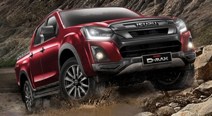 18 Gallery of 2020 Isuzu Dmax Configurations with 2020 Isuzu Dmax