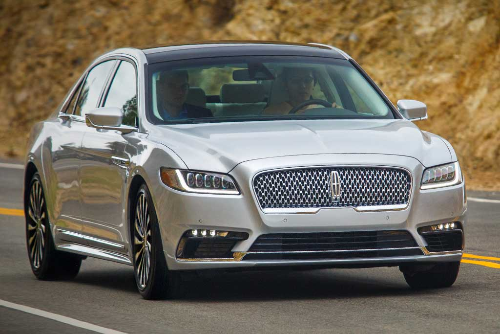 18 The 2019 The Lincoln Continental Model by 2019 The Lincoln Continental