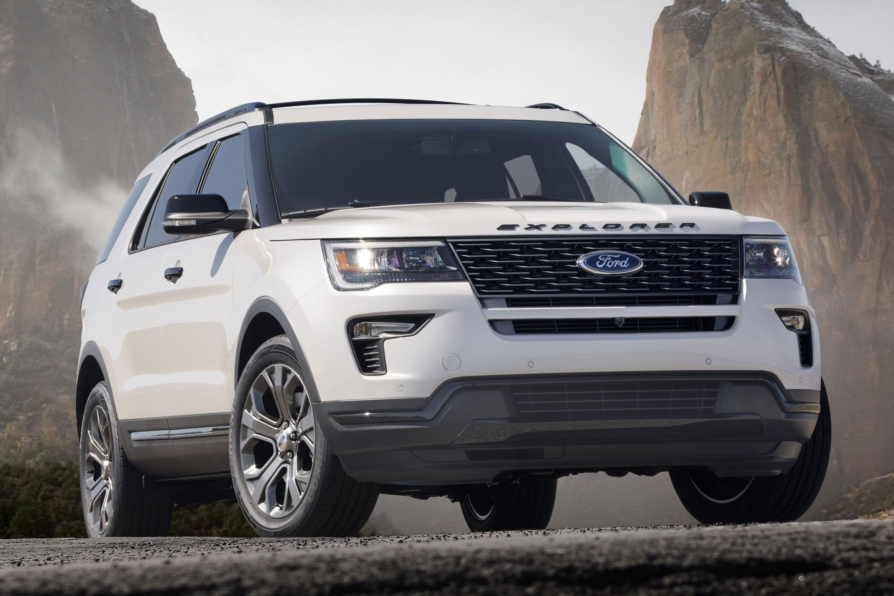 18 The When Will 2020 Ford Explorer Be Available Spy Shoot with When Will 2020 Ford Explorer Be Available