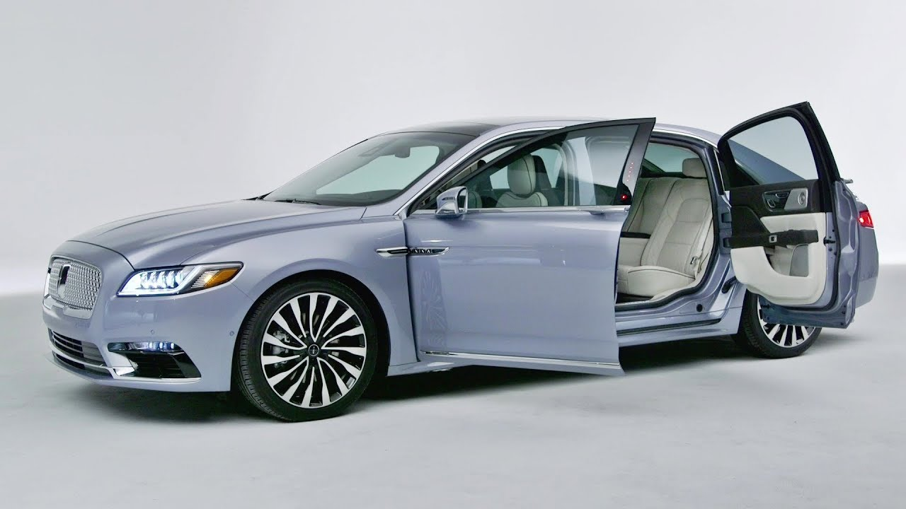 19 Gallery of 2019 The Lincoln Continental Specs for 2019 The Lincoln Continental